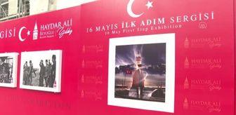 Mehmet Erdoğan: Beyoğlu Belediyesi, Atatürk'ü Anma, Gençlik ve Spor Bayramı'nı '16 Mayıs İlk Adım Sergisi'yle kutluyor