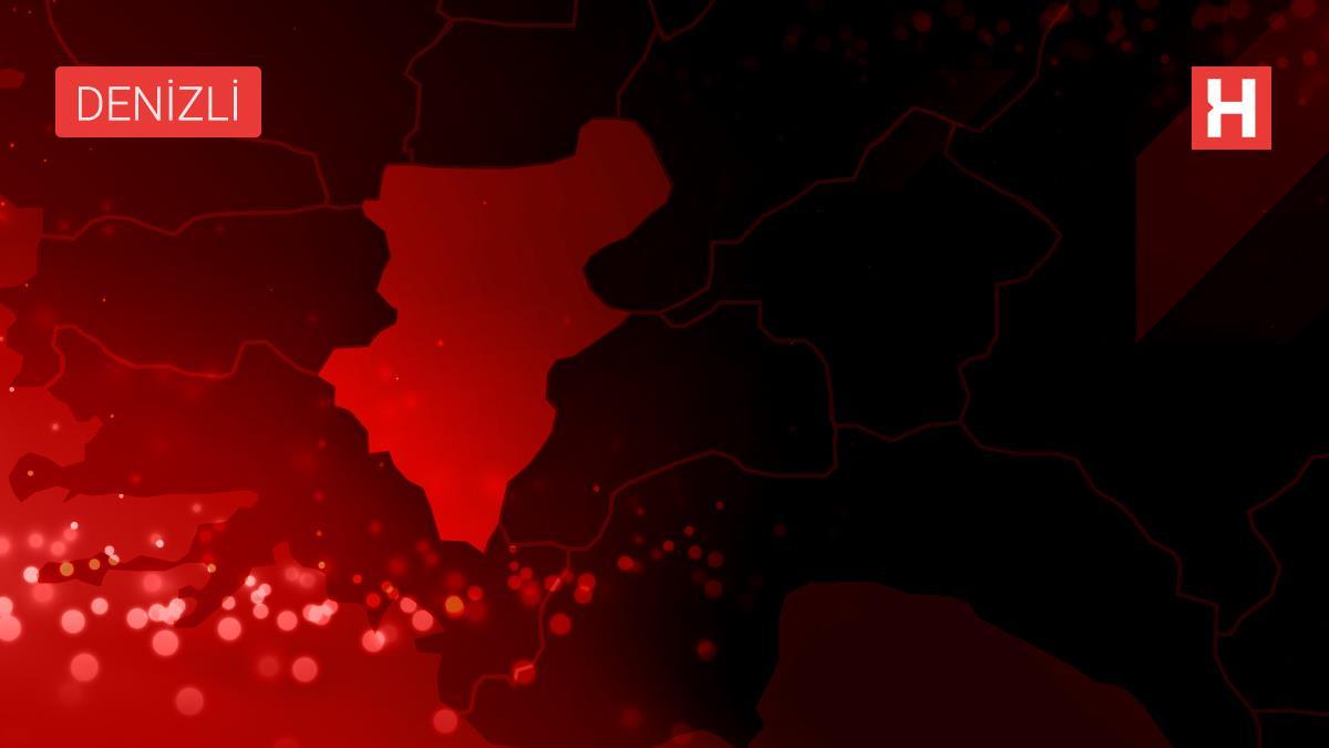 Denizli'de yangına giden arazöz devrildi: 2 yaralı