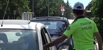 Polis: - Genç kızın ticari taksiyle izin belgesiz yolculuğu pahalıya mal oldu