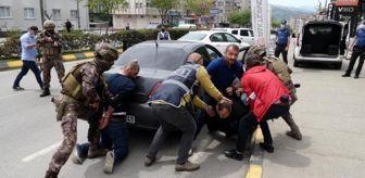 Türk Lirası: Son dakika... TRABZON'DA NEFES KESEN SİLAHLI SOYGUN TATBİKATI