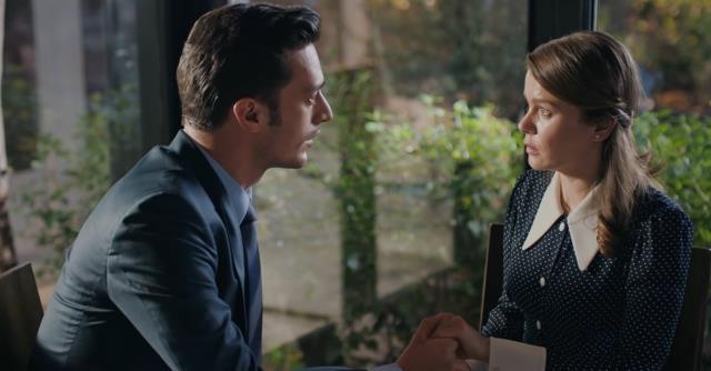 Camdaki Kız'ın 6. bölüm 2. fragmanı yayınlandı! Nalan ve Sedat öpüşüyor