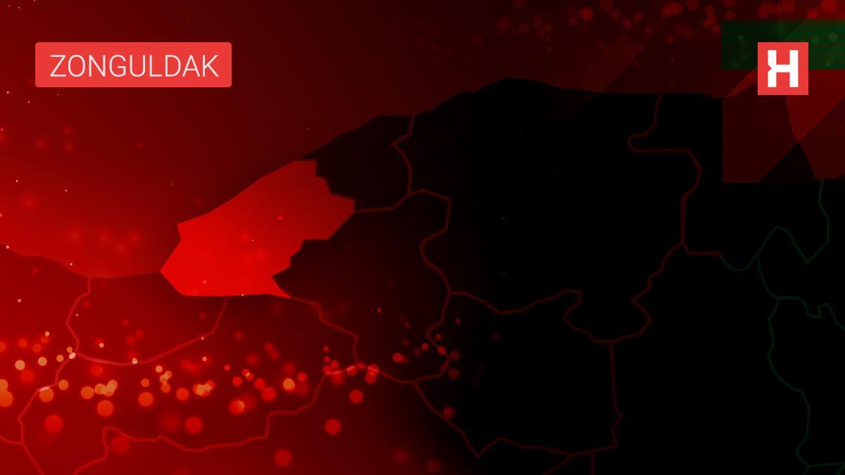 Ereğli'de Kovid-19'dan hayatını kaybeden belediye personeli için tören düzenlendi