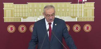 İsmail Tatlıoğlu: İYİ Parti Grup Başkanı Tatlıoğlu, gündemi değerlendirdi