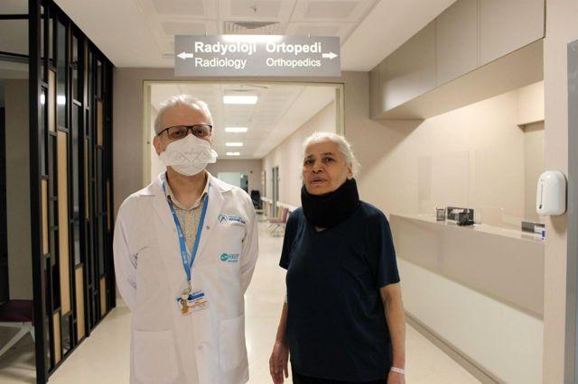 Kol ağrısı diye gitti, kanser çıktı
