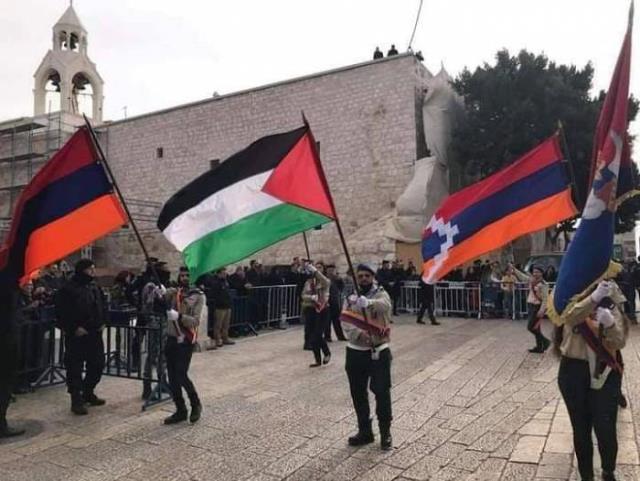 Kudüs'teki Ermeni ve Hıristiyan mahalleleri kimin tarafında?