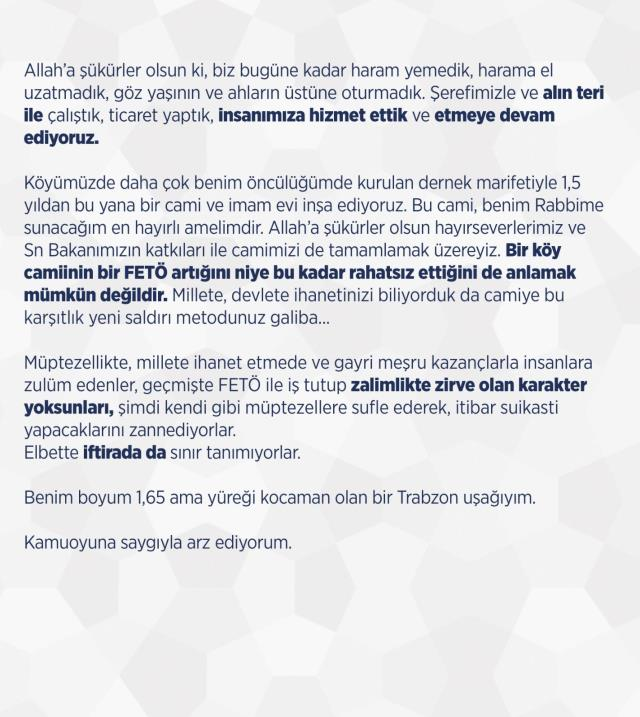 Süleyman Soylu'nun danışmanından Sedat Peker'in iddialarına yanıt geldi