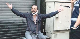 Taksim: Taksim'de 10 bin doları gasbedilen Ummanlı turist gözyaşlarına boğuldu