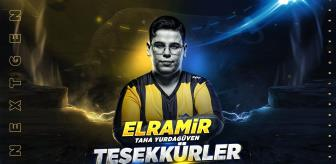1907 Fenerbahçe Elramir ile yollarını ayırdı!