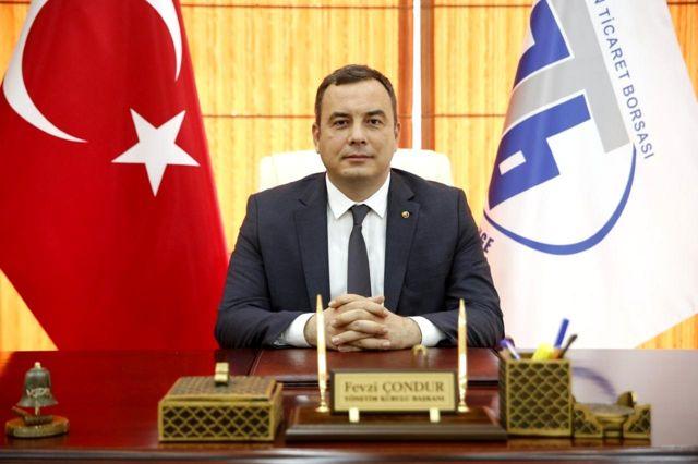 Son dakika haberleri | Aydın Ticaret Borsası Başkanı Fevzi Çondur, Cumhurbaşkanı Erdoğan'ın açıkladığı hibe desteklerini değerlendirdi Açıklaması
