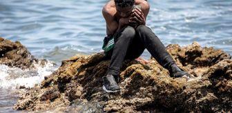 İçişleri Bakanlığı: İspanya, Fas'tan gelen 8 bin düzensiz göçmenin yarısını geri gönderdi