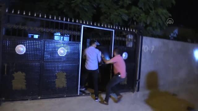 Tartışma sırasında pompalı tüfekle ateş açılması sonucu sokakta oynayan 5 yaşındaki çocuk yaralandı