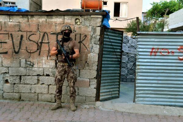 Son dakika! Adana'da DEAŞ operasyonu