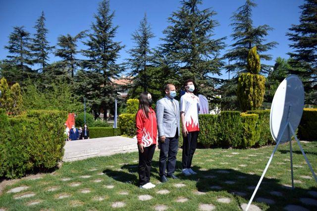 Afyonkarahisar'da 19 Mayıs kutlaması
