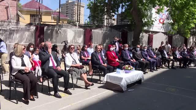 Azerbaycan'da 19 Mayıs Atatürk'ü Anma, Gençlik ve Spor Bayramı kutlandı