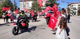 Kemerkaya: Burdur'da 19 Mayıs kutlamaları