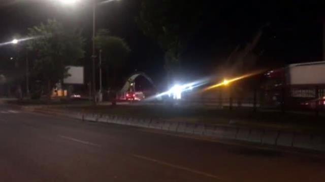 Diyarbakır'da askeri tesise maket uçakla saldırı girişimi! Bakan Soylu'dan açıklama geldi