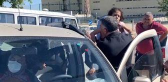 Harput: Elazığ'da iki araç çarpıştı: 8 yaralı, çocukları araçtan milletvekili Erol çıkardı