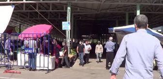 Zabıta: GAZİANTEP - İslahiye'de semt pazarları hafta içi kurulacak