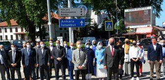 Turgut Babaoğlu: Hendek'te 19 Mayıs törenle kutlandı
