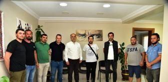 Aytekin Kaya: Aydınlı genç devecilerden Samet'e destek