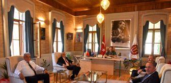 Vedat Kazıcı: Başkan Şahin'e destek ziyareti