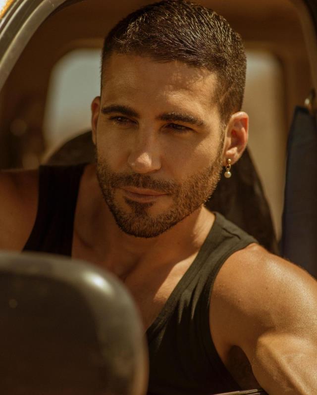 Sense8 dizisinin yıldızı Miguel Angel Silvestre'den Hande Erçel'in teklifine olumlu yanıt