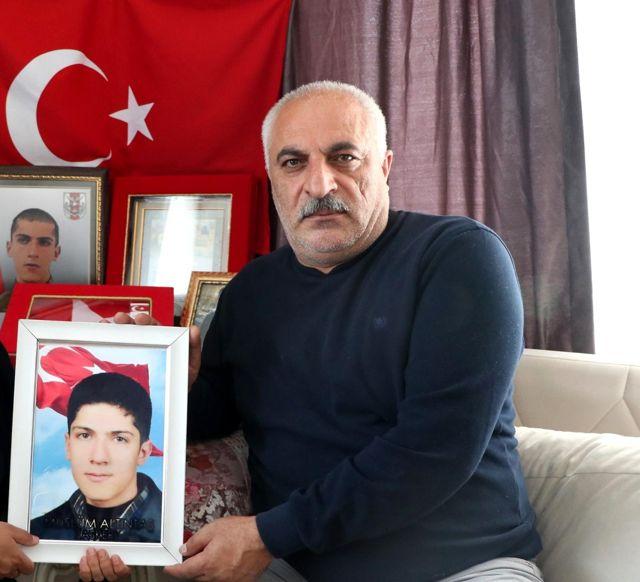 Gara şehidinin babası, yazdığı kitapta PKK ve HDP gerçeğini anlattı
