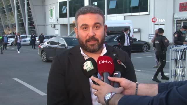 Özgür Ekmekçioğlu: 'Büyük Altay Süper Lig'i hak eden bir takım'