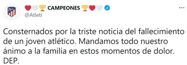 Madrid'deki şampiyonluk kutlamalarında 14 yaşında bir taraftar hayatını kaybetti