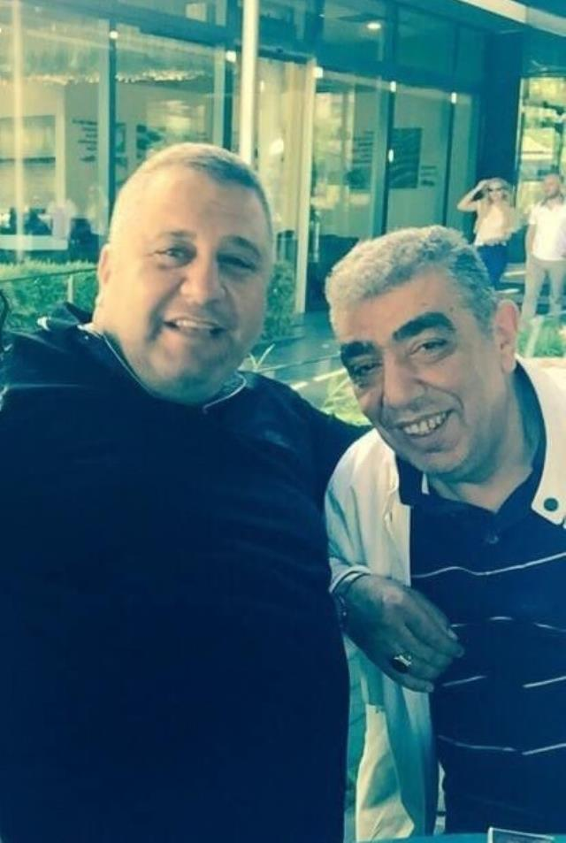 Sedat Peker'in iddialarının odağındaki isim Halit Falyalı'nın Haluk Kırcı'yla fotoğrafları ortaya çıktı