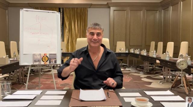 Sedat Peker onun için 'uyuşturucu ticareti yapıyor' demişti! Halil Falyalı iddialara canlı yayında yanıt verdi
