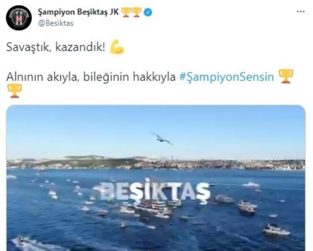 Son Dakika: Chelsea'nin Premier Lig'i 4. bitirmesinin ardından Beşiktaş, Şampiyonlar Ligi gruplarına direkt katılma hakkı kazandı