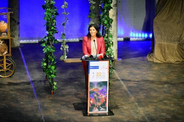 22'nci Devlet Tiyatroları-Sabancı Uluslararası Adana Tiyatro Festivali perdelerini açtı