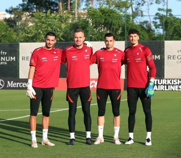 A Milli Futbol Takımı, EURO 2020 hazırlıklarını sürdürdü