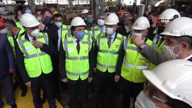 Son dakika haber... Bakan Karaismailoğlu: 'Demiryollarında seferberlik başlattık'