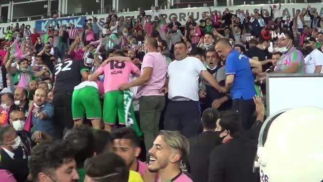 Hakan Şimşek: 'Allah şampiyonluğu nasip etti'