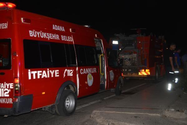 Son dakika haber   Adana'da dereye düşen TIR'ın sürücüsünü itfaiye ekipleri kurtardı