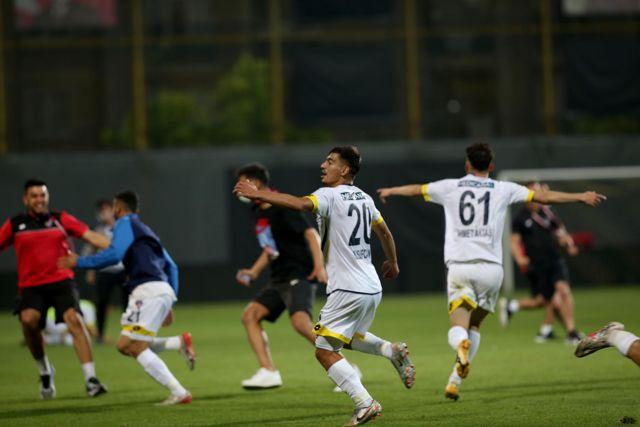Futbol: Misli.com 3. Lig play-off finali