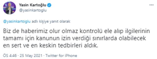 İhtiyaç sahipleriyle dalga geçen personel hakkında konuşan Başakşehir Belediye Başkanı Kurtoğlu: Planlı bir kötülük