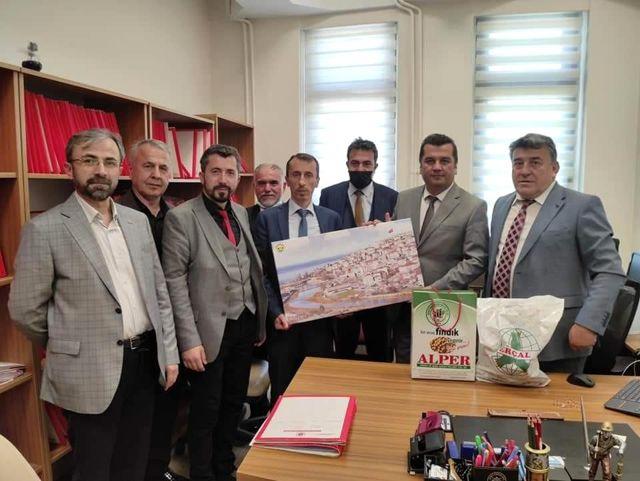 Alaplı heyetine Ankara'da sıcak ilgi