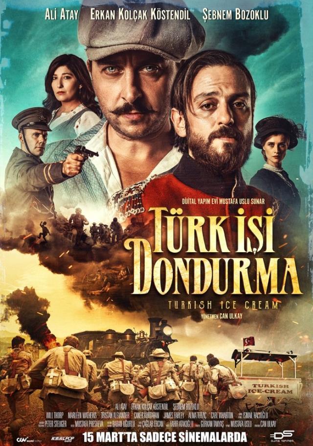 Türk İşi Dondurma konusu nedir? Türk İşi Dondurma filmi oyuncuları kimler?
