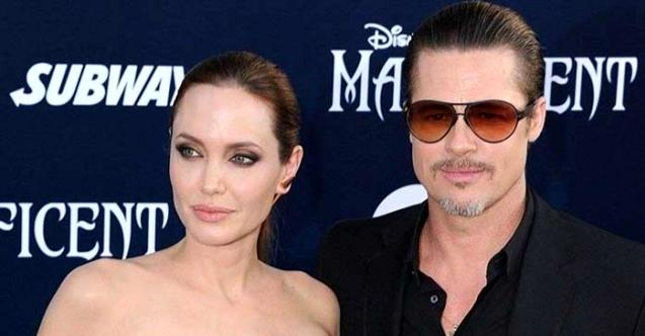 Brad Pitt ile Angelina Jolie arasındaki velayet davasında flaş karar!