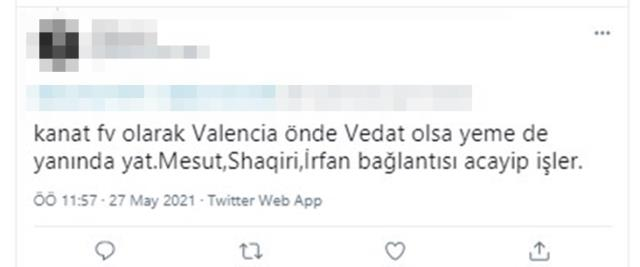 Sarı-Lacivertliler'in Shaqiri ile temasa geçmesi taraftarlarda heyecan yarattı