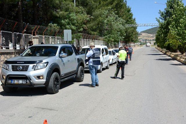Adıyaman'da huzurlu sokaklar uygulaması yapıldı