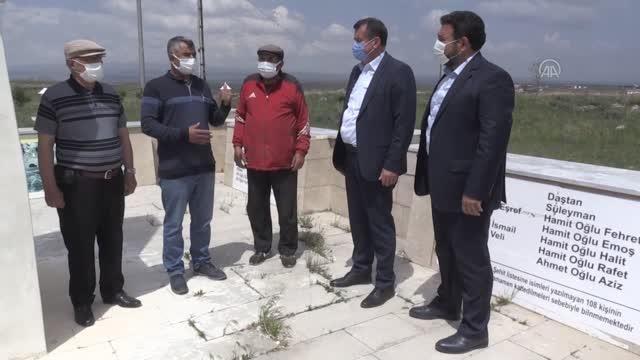 Cumhurbaşkanı Başdanışmanı Sertçelik, Ermeni mezalimine uğrayanların yakınlarıyla görüştü