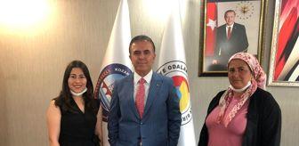 Mustafa Kandemir: Kilimci kızın kooperatif hayali gerçek oluyor