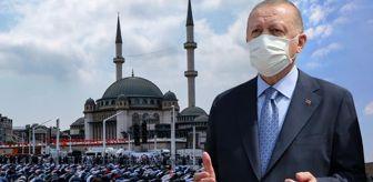 Süleyman Demirel: Son dakika: Taksim Camii ibadete açıldı! Cumhurbaşkanı Erdoğan'dan dikkat çeken mesaj: İstanbul'un fethine hediyedir