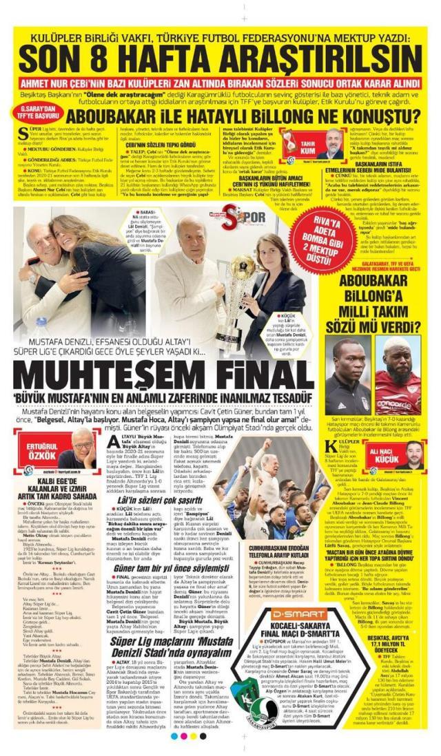 Süper Lig şike iddiasıyla çalkalanıyor! Galatasaray, Beşiktaş'ın Hatay'ı 7-0 yendiği maçla ilgili başvuru yaptı
