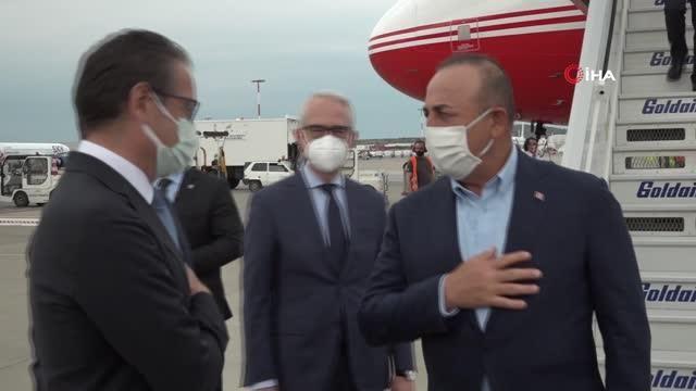 Dışişleri Bakanı Çavuşoğlu, Atina'da