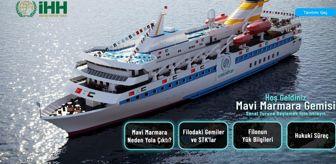 Haliç: Şimdilerde deniz taşımacılığı için kullanılan Mavi Marmara, sanal müze projesiyle gezilebilecek